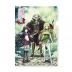 異世界魔王と召喚少女の奴隷魔術 A4クリアファイル(ディアヴロ・シェラ・レム)